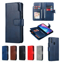 Luxury 9Card Wallet Leather Flip Case Cover For Xiaomi Redmi Note 8 Note 7 7A 8A