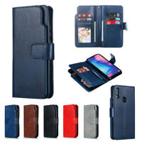 Luxury 9 Card Wallet Leather Flip Case Cover For Xiaomi Redmi Note 8 Note 7 8 8A