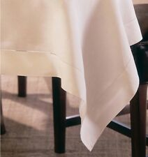"""SFERRA Classico 70x70"""" Tablecloth - Ecru"""