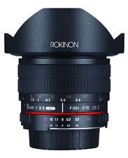 Rokinon 8mm f/3.5 Aspherical Lens for Sony