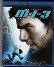 Blu-ray TOM CRUISE M:I-3 MISSION:IMPOSSIBLE 3