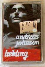 ANDREAS JOHNSON - LIEBLING - Musicassetta Cassette Tape MC K7 - Sealed
