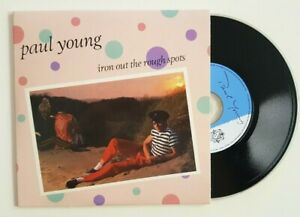 """PAUL YOUNG 1982 : IRON OUT THE ROUGH SPOTS (12"""" + 7"""" MIX) ♦ Limited Edition CD ♦"""