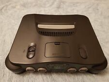 N64 Nintendo NTSC-J +US RGB enhanced - console + jumper pack