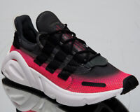 adidas Originals LXCON Mens Black Pink Casual Sneakers Lifestyle Shoes G27579