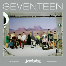SEVENTEEN - ; [SEMICOLON] Special Album RANDOM CD+Photo Book+Card+Pre-Order+etc