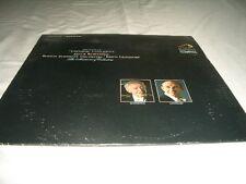 """ARTUR RUBINSTEIN & BOSTON SYM.ORCH.-""""BEETHOVEN EMPEROR CONCERTO"""" LP - 1964"""