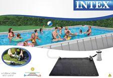 Intex Solarmatte 120x120 cm Solarkollektor Solarheizung Poolheizung 28685