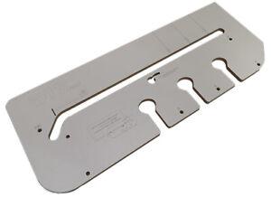 700mm Square Edge  Kitchen Worktop Jig-10mm offset
