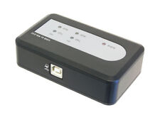 SIIG 2-Port Industrial USB to RS-232 Serial Adapter Hub (ID-SC0611-S1)