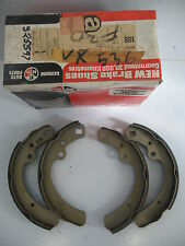 REAR BRAKE SHOES VX536 TO FIT  NISSAN VIOLET,BLUBIRD,LAUREL,SKYLINE 1972-1977