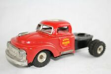 1950's Linemar Mickey Mouse Movers Semi Cab Truck, Nice Original