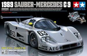 Tamiya 24359 1/24 Scale Model Car Kit Sauber Mercedes Benz C9 24Hours Le Mans'89