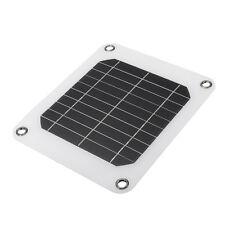 5w Solare Pannello Modulo Caricabatterie con 5w 1a per iPhone Blackberry