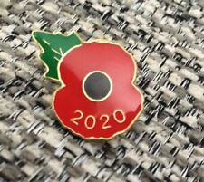 2020 Poppy Pin Badge