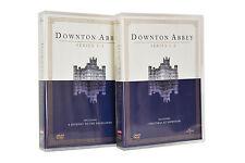DOWNTON ABBEY SEASON SERIES 1, 2, 3 & 4 + Christmas Special DVD Box Set