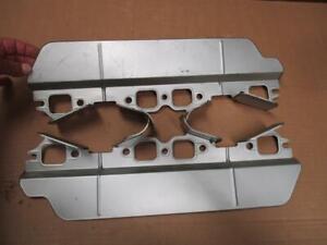 56-64 Ford Car Truck 272 292 Y Block Heat Shields NOS   Rare! F100 F250 F350