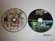 Playstation 1 - Dragonball Ultimate Battle 22 w/ GT Realization DVD - Disc Only