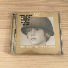 U2 _ The Best Of 1980-1990 & B-Sides _ 2 X CD Album Special Edition _1998 Island