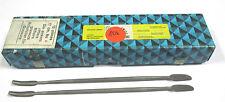 10 Grobet Swiss Vallorbe Präzisions Riffelfeilen L=170 SH-4 Nr.12865 Neu H16234