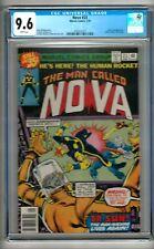 "Nova #23 (1979) CGC 9.6  White Pages  Wolfman - McLeod - Infantino  ""Doctor Sun"""