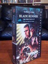 Sci-Fi & Fantasy PAL VHS Films Blade Runner