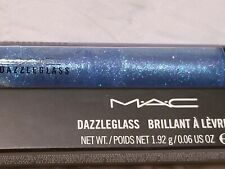 Mac Comet Blue Dazzleglass Brilliant Lip Gloss~Nib~Rare~2008~Auth. ~Gone Forever!