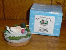 Our America Mallard Candle Topper
