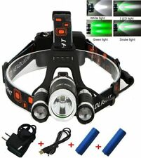 LED Headlight Headlamp 100000 Lumens CREE XM-L T6 & R5 LED by EOTO Light