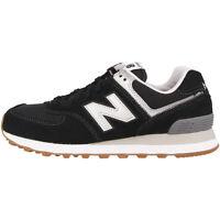 New Balance ML 574 HRM Schuhe black grey ML574HRM Sneaker schwarz grau 373