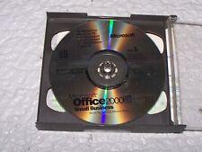 Microsoft Office 2000 Small Business PN X02-89878 & X04-92354