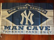 56145570ae07e New York Yankees Man Cave 3x5 Flag. US seller. Free shipping within the US
