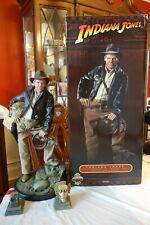 Sideshow Ex Indiana Jones Kotcs 1/4 scale Premium Format statue Le141/300 bonus