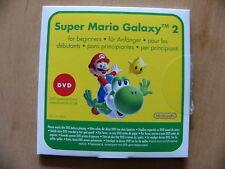 Super Mario Galaxy 2 Anfänger-DVD Lehrvideo