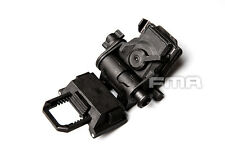 FMA Airsoft Paintball L4G24 Night Vision Googgles NVG 100% Plastic Helmet Mount
