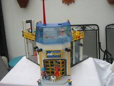 Playmobil großer Flughafen mit viel Ausstattung und Zubehör