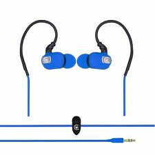 Sport Earhook Headphones Gym Earphones Sports Running - Strive Blue
