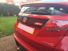 Honda Civic Type R FN2 / Type S FK3 Hole'y Style Rear Sumo Cluster Vinyl Panel