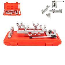 Heavy duty steel Flaring Set & Swaging Tool Kit SAE Single Tube Brake Line Flare