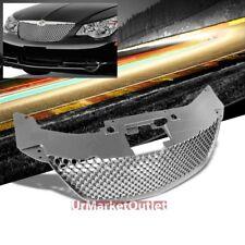 Chrome Diamond Mesh Style Front Grille For Chrysler 07-10 Sebring JS DOHC/SOHC