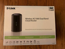 D-Link DIR-820L Wireless AC1000 Dual Band Cloud Router - New/Open Box
