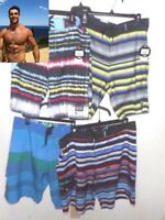 NEW Maui & Sons Mens Board Shorts Swimsuit 30 32 34 36 38
