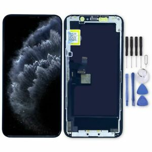 Für Apple iPhone 11 Pro Display Full Hard OLED LCD Touch Screen Ersatz Schwarz