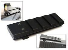 Optic Mount For Glock™ Pistols - No Pistol Mod Required -Free Domestic Shipping!