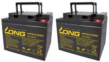 Batterie Compatible Avec Otto Bouc Électrique Fauteuils Roulants 2x Kung Long
