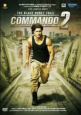 COMMANDO 2  - OFFICIAL BOLLYWOOD DVD  - FREE POST