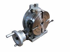 8 Precision Horizontal Vertical Rotary Table