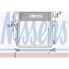 Kondensator Klimaanlage - Nissens 940461