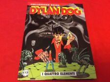 DYLAN DOG 197 - I quattro elementi - COLLEZIONE BOOK - SERGIO BONELLI EDITORE