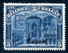 BELGISCHE MILITÄRPOST EUPEN 1918 13C * BEFUND BPP (Z3047
